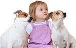 Домашние животные и маленькие дети